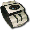 Mini-Size Money Counter and Detector