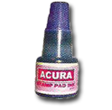 Acura Stamp Pad Ink