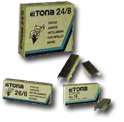 Etona Staple Wire With Chisel Point