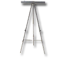 x banner stand and easel stand flipchart and display easels. Black Bedroom Furniture Sets. Home Design Ideas