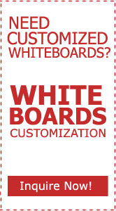 Office Gateway - Customized Whiteboards